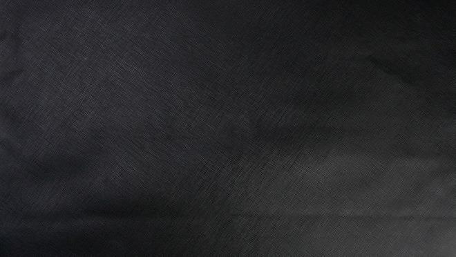 黑色布料质感PPT背景图片