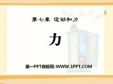 《力》运动和力PPT课件2