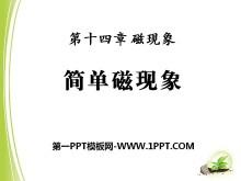 《简单磁现象》磁现象PPT课件
