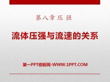 《流体压强与流速的关系》压强PPT课件6