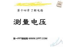 《测量电压》了解电路PPT课件4