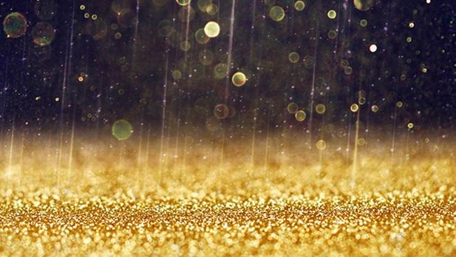 唯美金色光斑明升M88.com