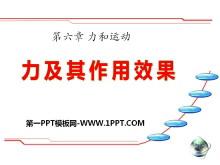 《力及其作用效果》力和运动PPT课件