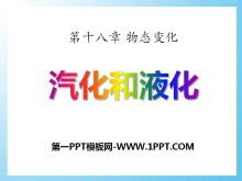《汽化和液化》物态变化PPT课件10