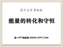 《能量的转化和守恒》热和能PPT课件2