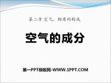 《空气的成分》空气、物质的构成PPT课件2