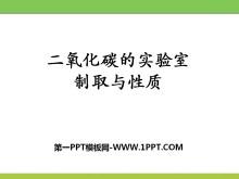 《二氧化碳的实验室制取与性质》PPT课件