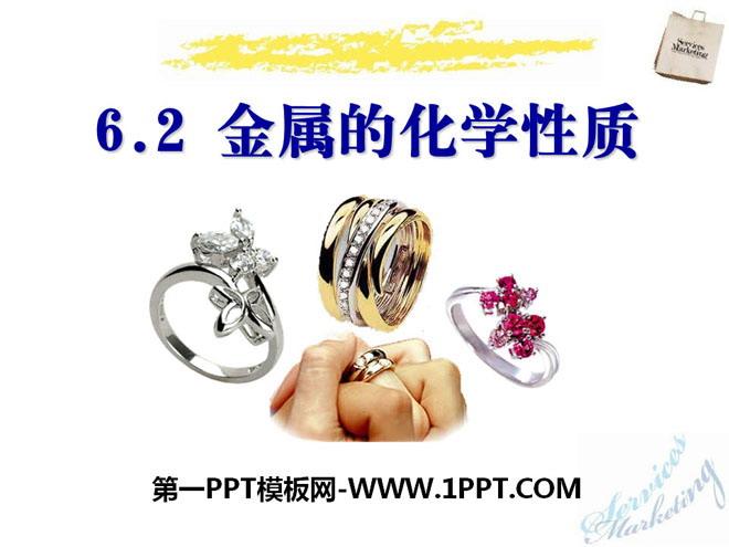 《金属的化学性质》金属PPT课件4