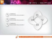 精美动态微立体商务汇报PPT图表大全