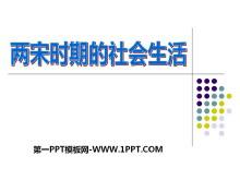 《两宋时期的社会生活》民族政权竞立和南方经济的发展PPT课件2