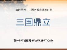 《三国鼎立》三国两晋南北朝时期PPT课件3