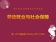 《��泳�I�c社��保障》社����w�c日常生活PPT�n件