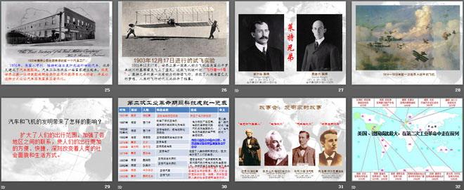 《第二次工业革命》第一次世界大战PPT课件