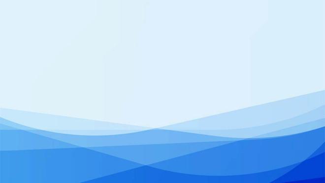 详细介绍:   这是一张蓝色清爽简洁曲线ppt背景图片,第一ppt模板网