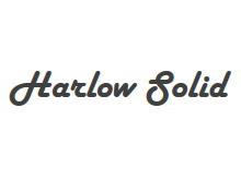 Harlow Solid Italic 字�w下�d