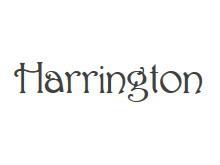 Harrington 字�w下�d