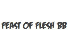 Feast of Flesh BB 字体下载