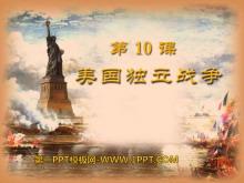 《美国独立战争》欧美主要国家的社会巨变PPT课件7