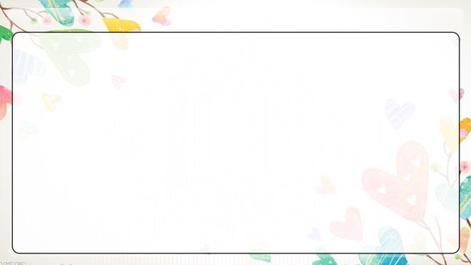 ppt背景 卡通背景图片 彩色涂鸦背景的六一儿童节ppt背景图片  素材版