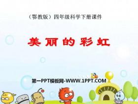 《美丽的彩虹》PPT课件6