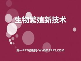 《生物繁殖新技术》PPT课件2