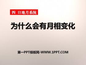 《�槭裁��有月相�化》日地月系�yPPT�n件3