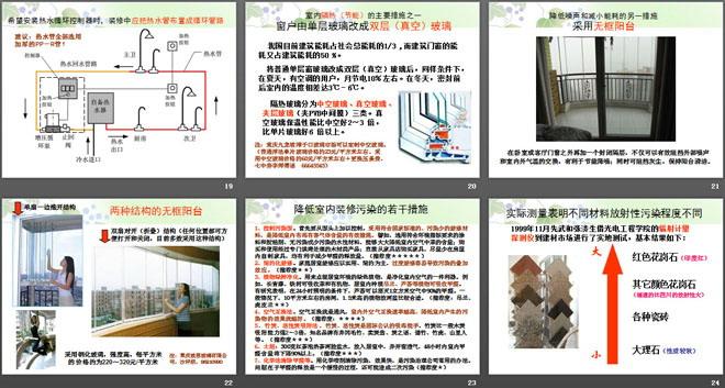 《住房的装修》PPT课件