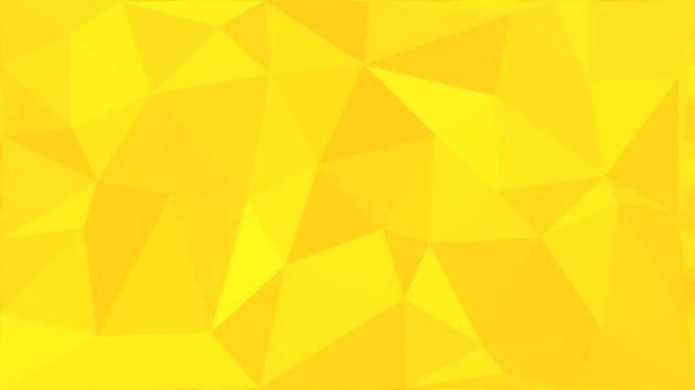 九��彩色低平面多�形PPT背景�D片