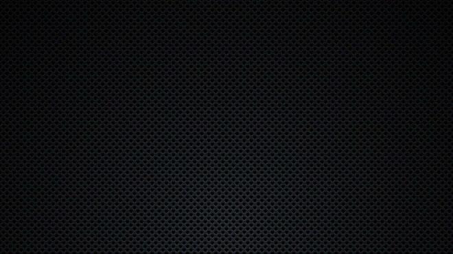 精致黑色网格孔洞PPT背景图片