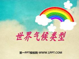 《世界气候类型》PPT
