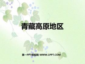 《青藏高原地区》PPT课件