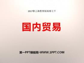 《国内贸易》PPT