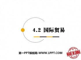 《国际贸易》PPT
