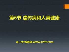 《遗传病和人类健康》PPT课件