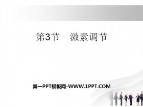 《激素调节》PPT下载