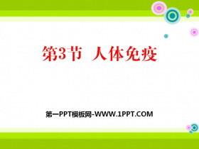 《人体免疫》PPT课件下载