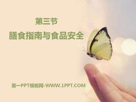 《膳食指南与食品安全》PPT课件