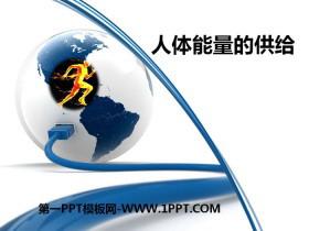 《人体能量的供给》PPT