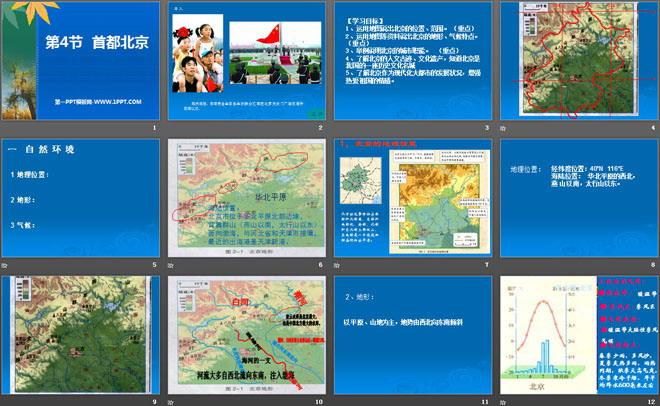 《首都北京》PPT课件下载