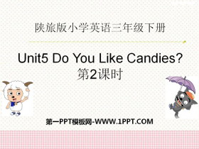 《Do You Like Candies?》PPT课件