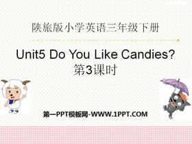 《Do You Like Candies?》PPT下载