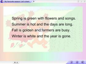 《Spring Is Coming》Flash动画课件