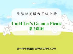 《Let's Go on a Picnic》PPT课件