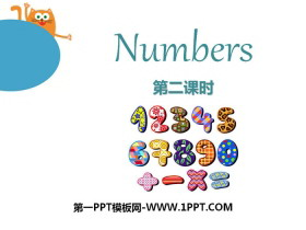 《Numbers》PPT课件