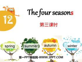 《The four seasons》PPT下�d