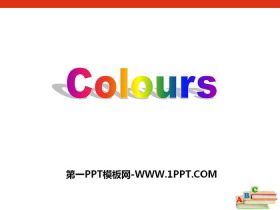 《Colours》PPT