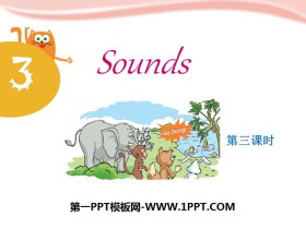《Sounds》PPT下载