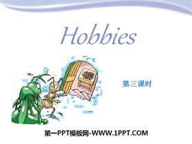 《Hobbies》PPT下载