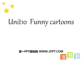 《Funny cartoons》PPT