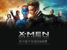 《X战警》电影介绍PPT下载